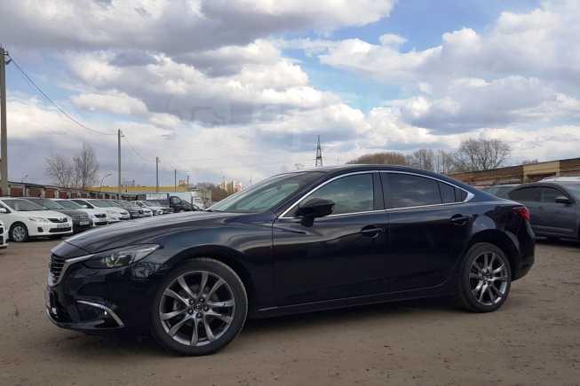 Mazda Mazda6, 2015 год, 1 030 000 руб.
