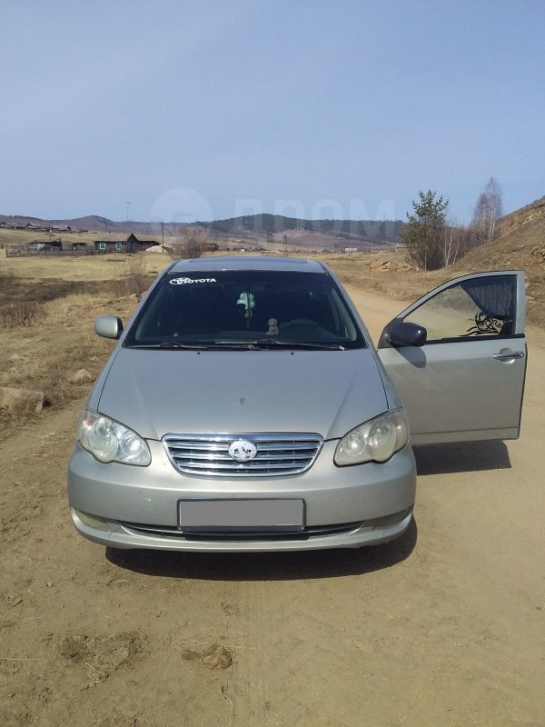 BYD F3, 2012 год, 140 000 руб.