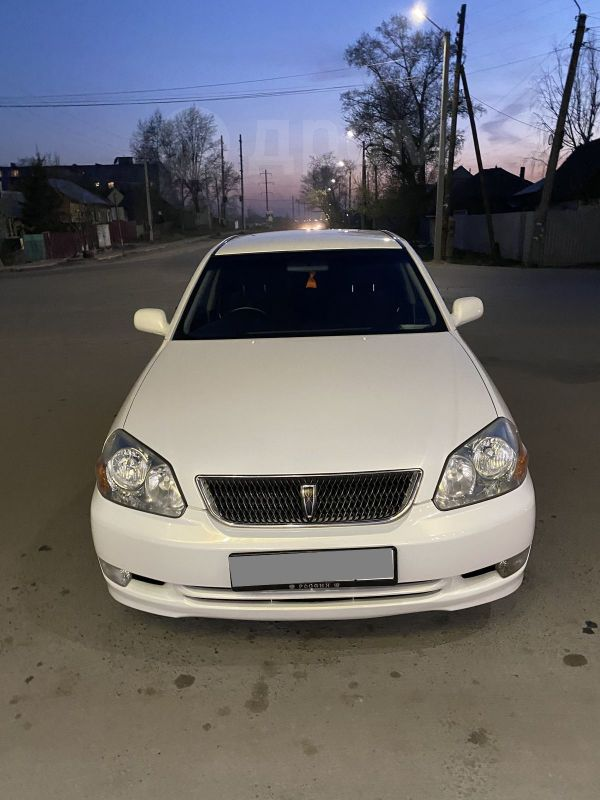 Toyota Mark II, 2002 год, 450 000 руб.
