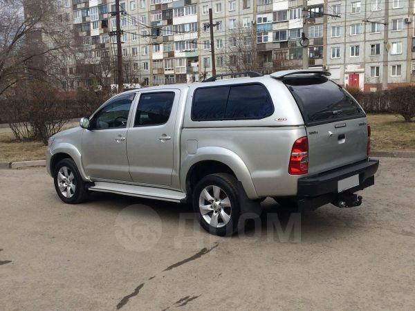Toyota Hilux Pick Up, 2012 год, 1 140 000 руб.