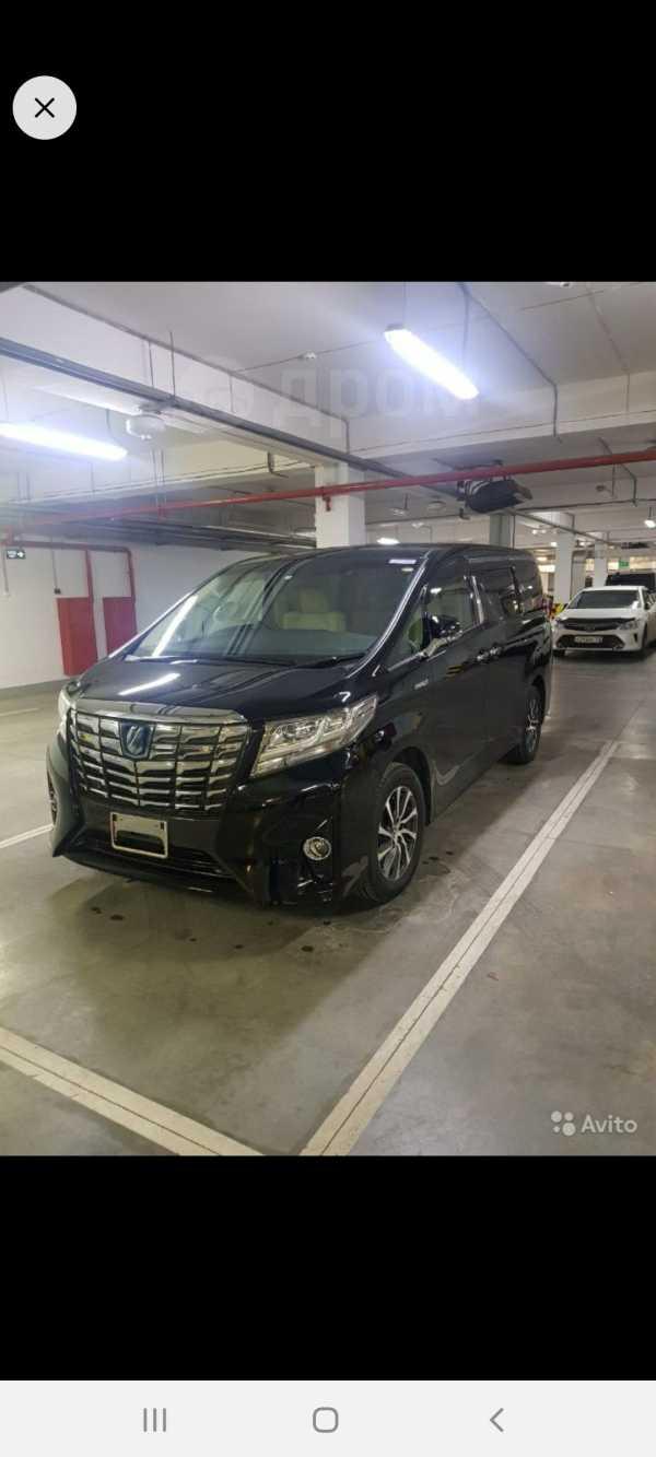 Toyota Alphard, 2015 год, 2 680 000 руб.