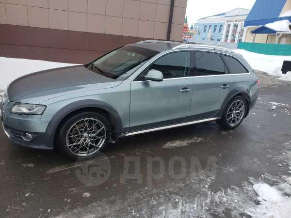 Audi A4 allroad quattro, 2010 год, 880 000 руб.
