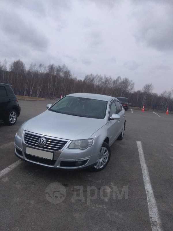 Volkswagen Passat, 2008 год, 535 000 руб.