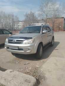 Иркутск Fortuner 2006
