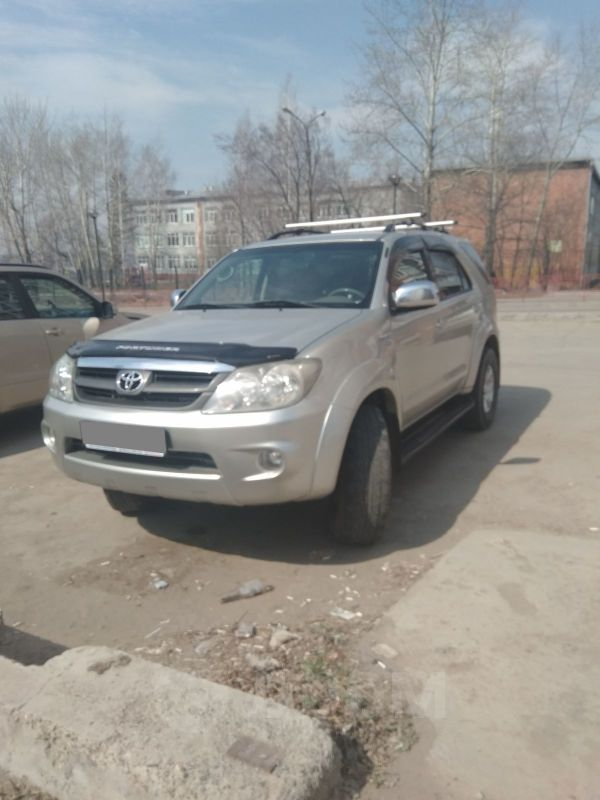 Toyota Fortuner, 2006 год, 1 098 000 руб.