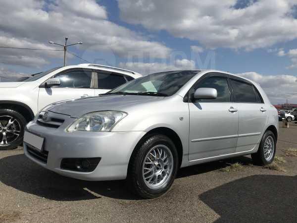 Toyota Allex, 2004 год, 367 000 руб.