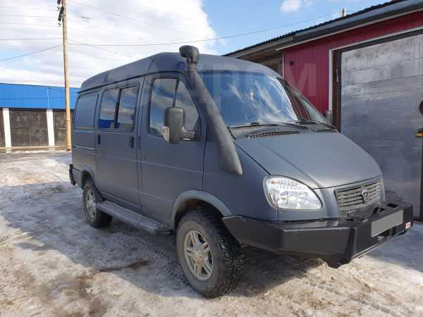 ГАЗ 2217, 2015 год, 1 000 000 руб.
