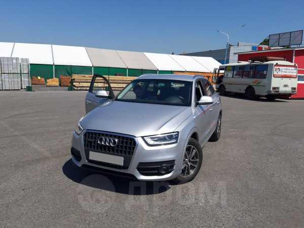 Audi Q3, 2013 год, 849 000 руб.