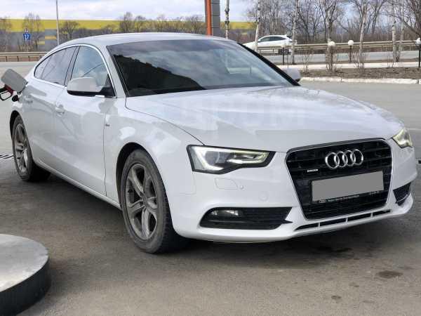 Audi A5, 2012 год, 1 200 000 руб.