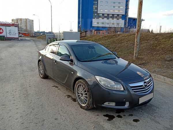 Opel Insignia, 2008 год, 400 000 руб.