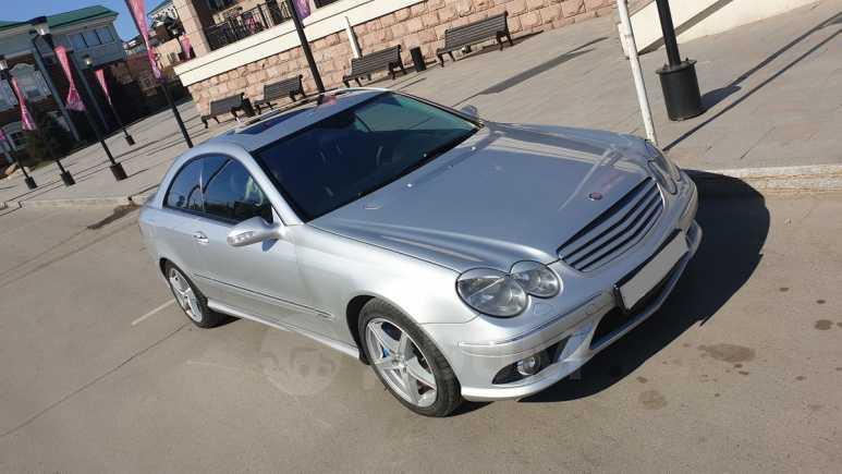 Mercedes-Benz CLK-Class, 2008 год, 999 000 руб.