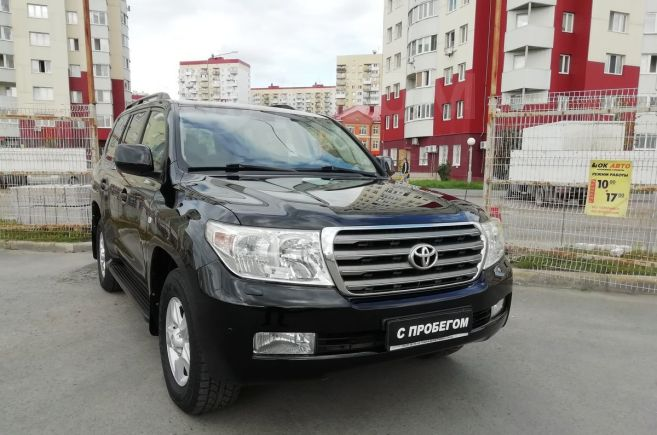 Toyota Land Cruiser, 2007 год, 1 499 900 руб.