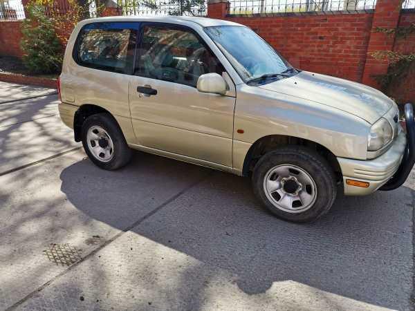 Suzuki Grand Vitara, 2000 год, 337 000 руб.