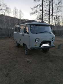 Кызыл Буханка 2016