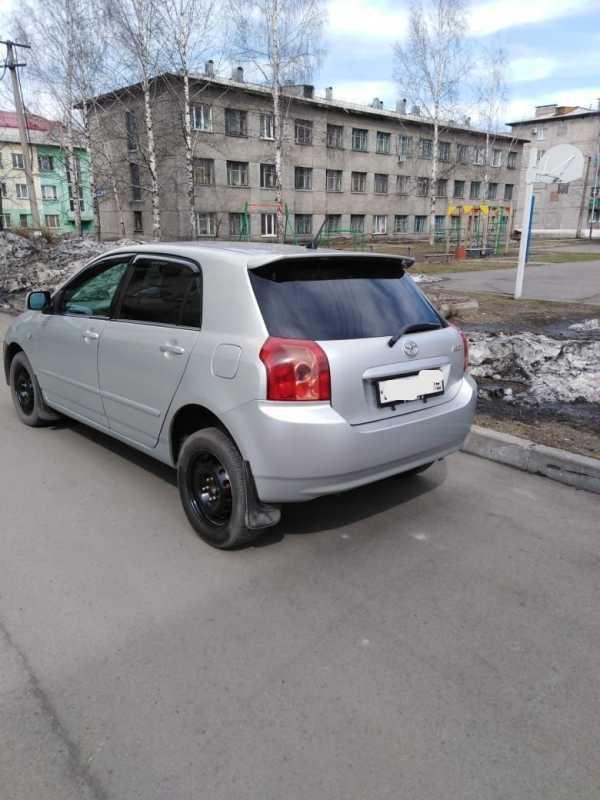 Toyota Allex, 2006 год, 375 000 руб.
