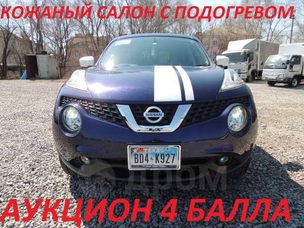 Nissan Juke, 2015 год, 867 000 руб.