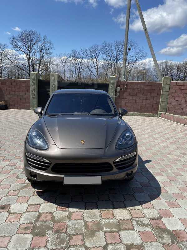 Porsche Cayenne, 2013 год, 2 150 000 руб.