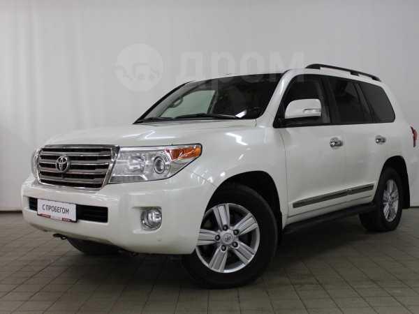 Toyota Land Cruiser, 2012 год, 2 459 000 руб.