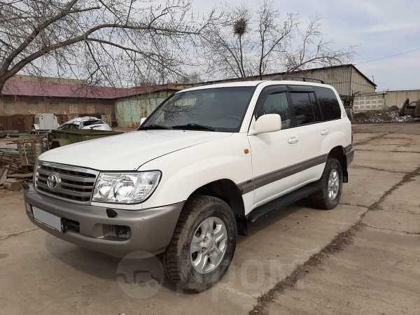 Toyota Land Cruiser, 2005 год, 1 199 000 руб.