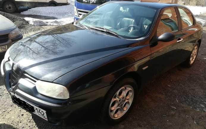 Alfa Romeo 156, 2000 год, 240 000 руб.