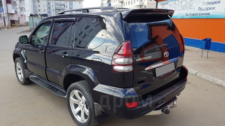 Toyota Land Cruiser Prado, 2008 год, 1 550 000 руб.