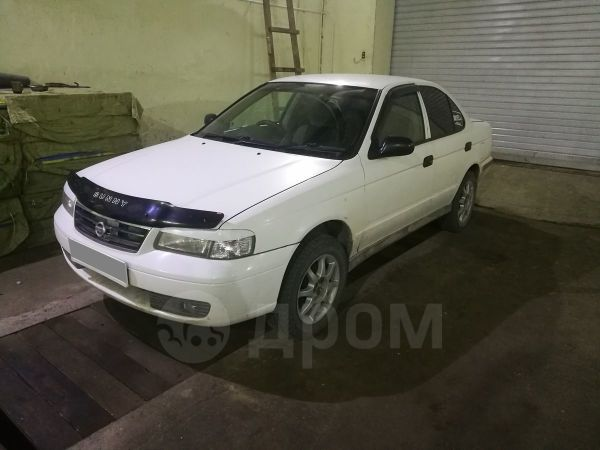 Nissan Sunny, 2001 год, 149 999 руб.