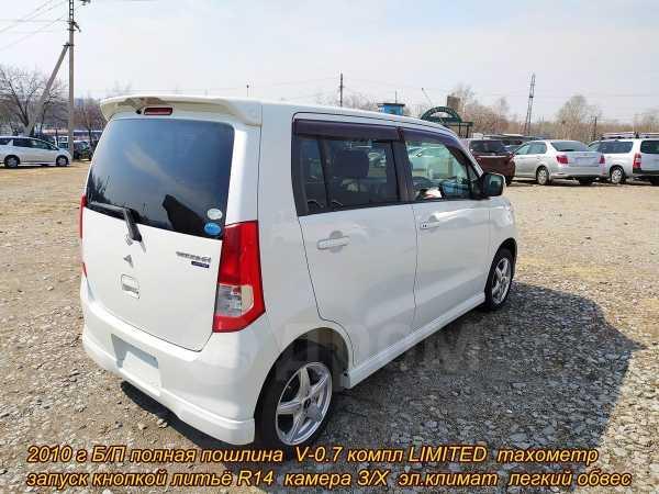 Suzuki Wagon R, 2010 год, 300 000 руб.