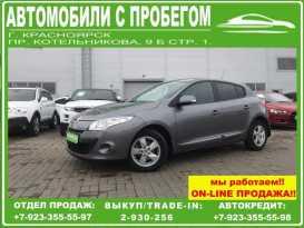 Красноярск Megane 2012