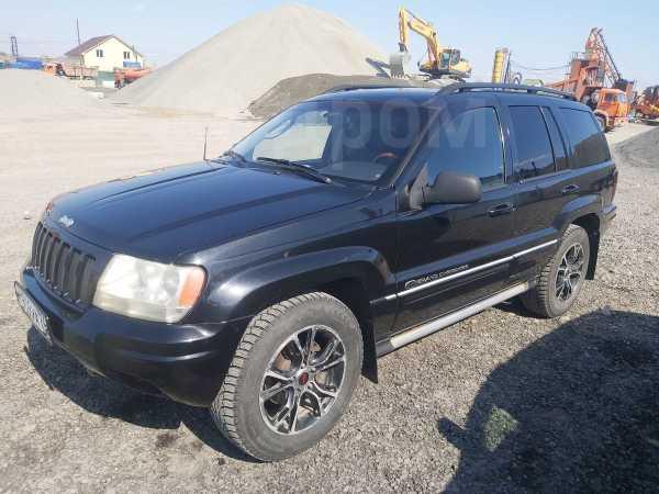 Jeep Grand Cherokee, 2003 год, 480 000 руб.