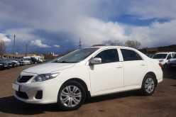 Пенза Corolla 2011