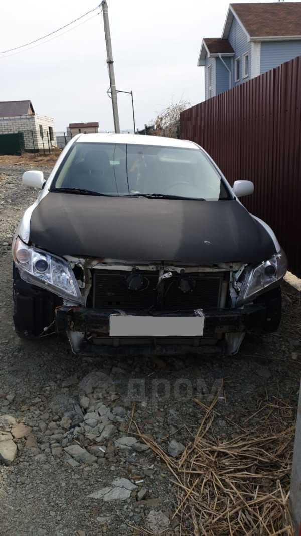 Toyota Camry, 2008 год, 499 000 руб.