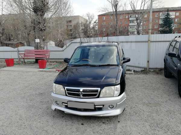 Daihatsu Pyzar, 2000 год, 160 000 руб.