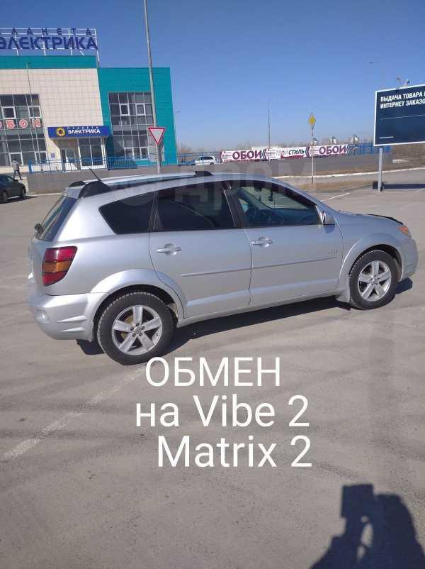 Pontiac Vibe, 2004 год, 360 000 руб.