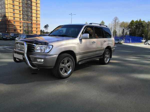 Toyota Land Cruiser, 2002 год, 950 000 руб.