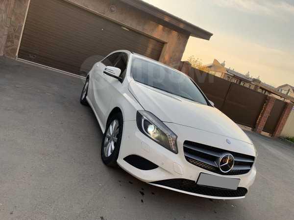 Mercedes-Benz A-Class, 2013 год, 799 999 руб.