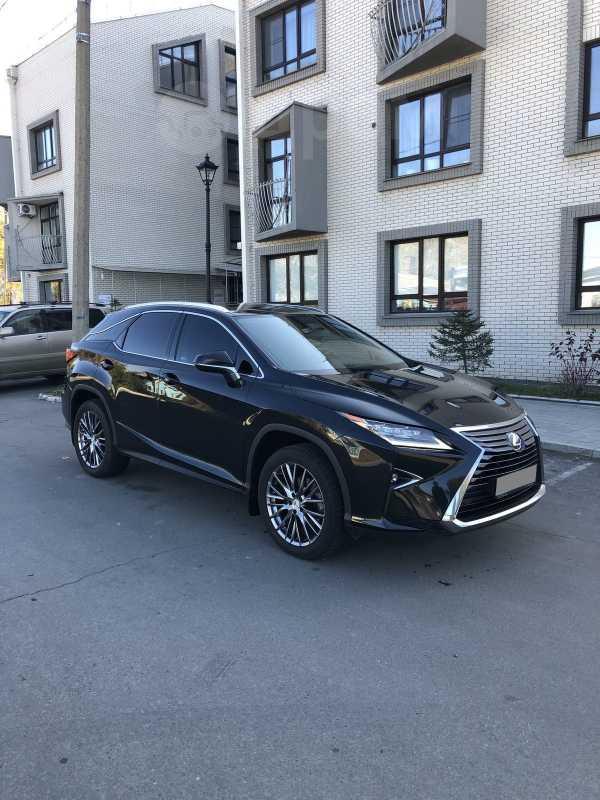 Lexus RX200t, 2016 год, 2 650 000 руб.