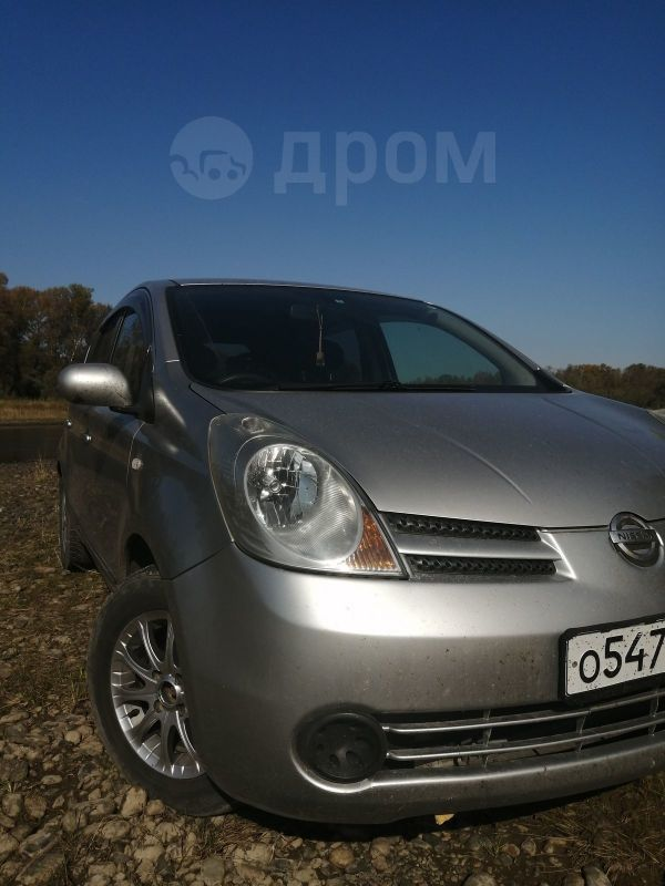 Nissan Note, 2005 год, 327 000 руб.