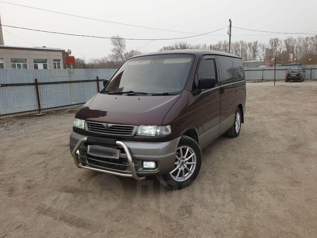Купить Mazda Bongo Friendee 1999 в Новосибирске, 1 МОТОР В ...