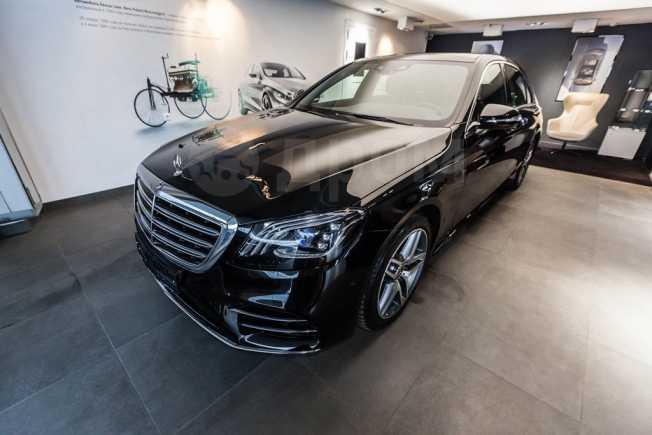 Mercedes-Benz S-Class, 2019 год, 8 479 198 руб.