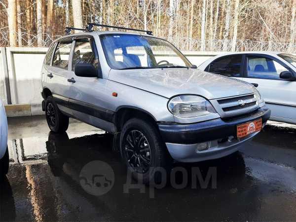 Chevrolet Niva, 2005 год, 199 000 руб.