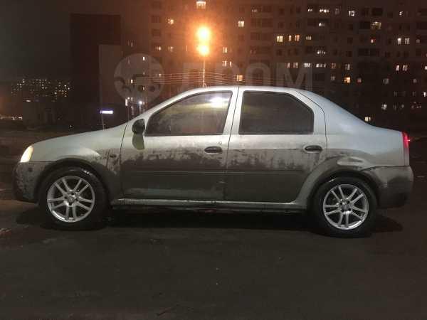 Renault Logan, 2007 год, 220 000 руб.