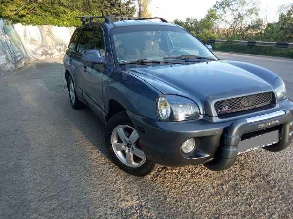 Hyundai Santa Fe Classic, 2002 год, 400 000 руб.