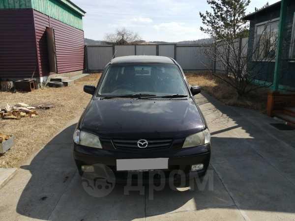 Mazda Demio, 2002 год, 120 000 руб.