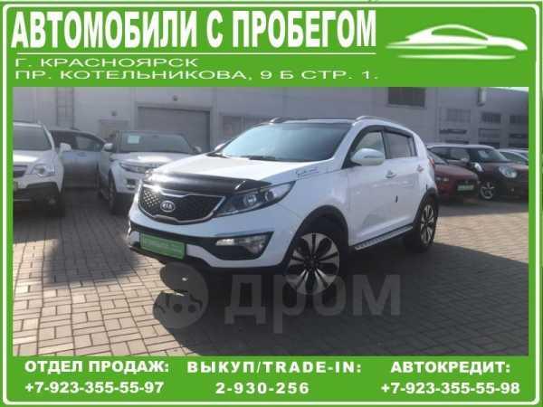Kia Sportage, 2012 год, 968 000 руб.