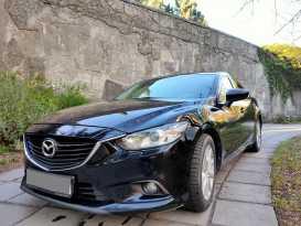 Севастополь Mazda6 2013