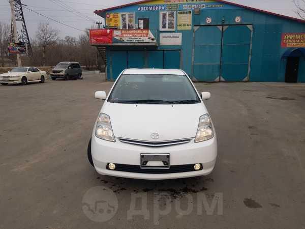 Toyota Prius, 2008 год, 605 000 руб.