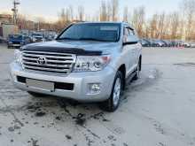 Иркутск Land Cruiser 2011