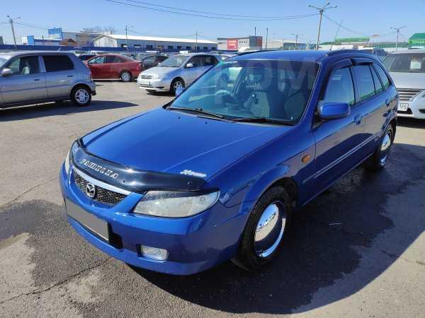 Mazda Familia S-Wagon, 2001 год, 299 000 руб.