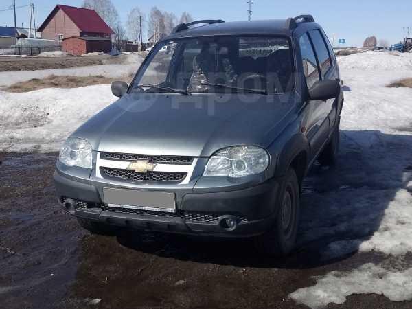 Chevrolet Niva, 2009 год, 295 000 руб.
