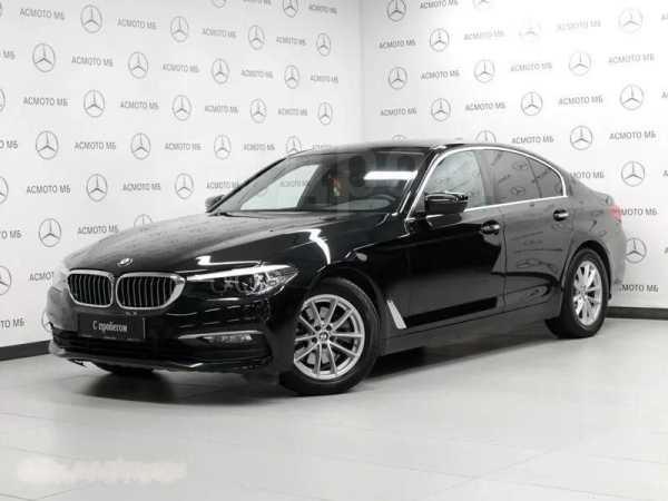 BMW 5-Series, 2017 год, 1 750 000 руб.